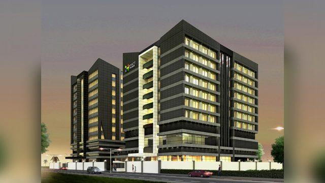 Office Architecture - Nijerya Troll Office Building