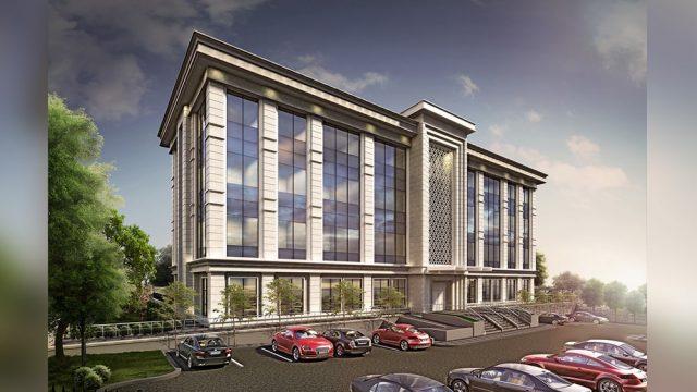 Ofis Mimarisi - Giresun Espiye Adalet Sarayı Binası