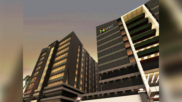 Ofis Mimarisi - Nijerya Troll Ofis Binası