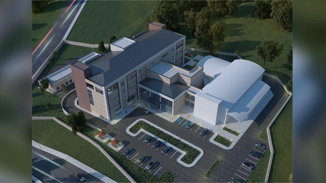 Sağlık Yapıları Mimarisi - Eskişehir Sivrihisar Devlet Hastanesi