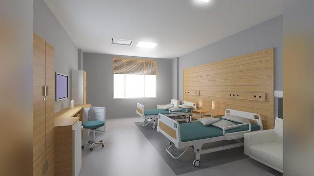 Sağlık Yapıları Mimarisi - Şanlıurfa Ceylanpınar Devlet Hastanesi