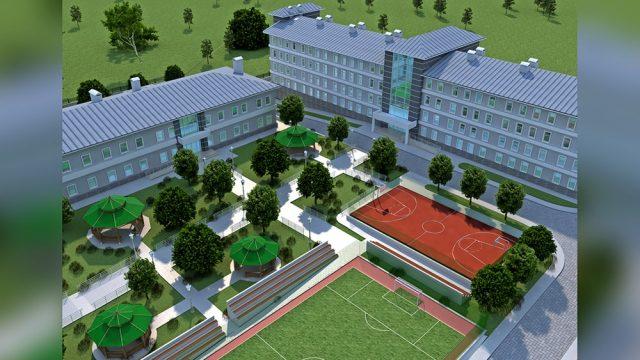 Yurt Mimarisi - Fethiye Öğrenci Yurdu